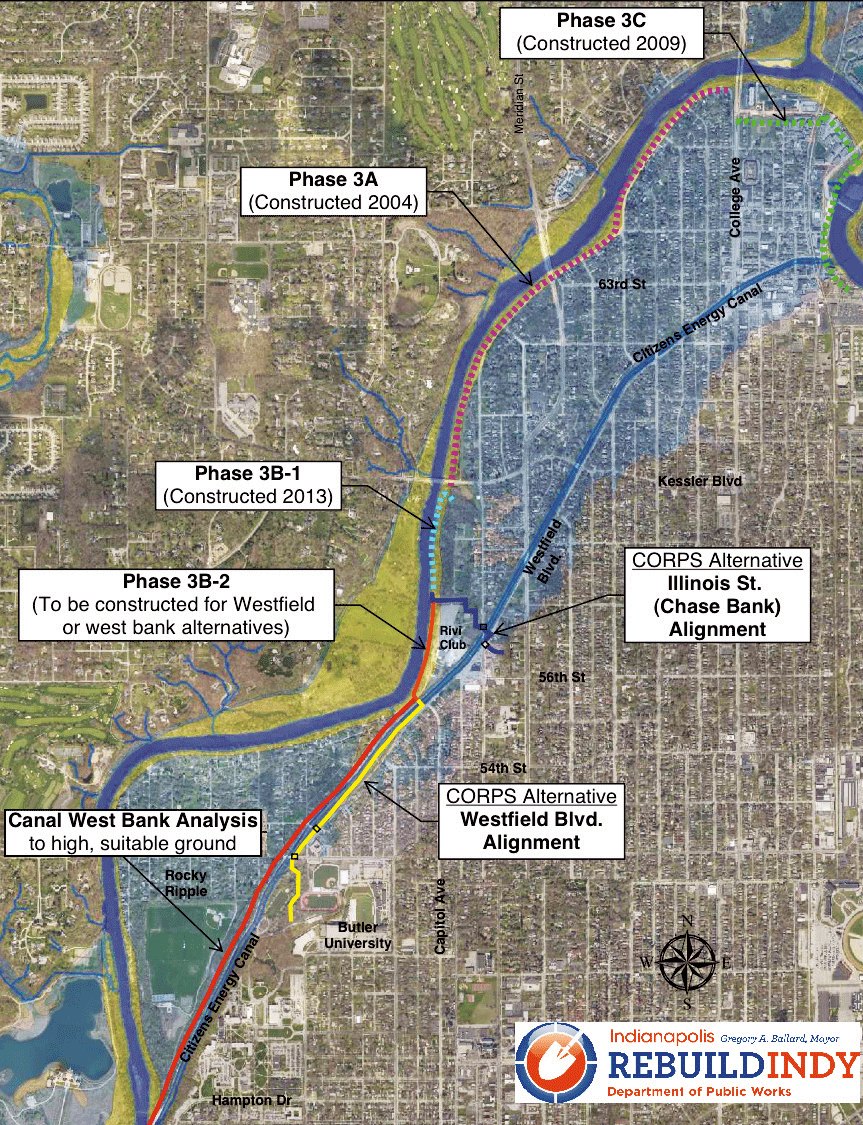 Midtown flood control hits a wall – Indy Midtown Magazine