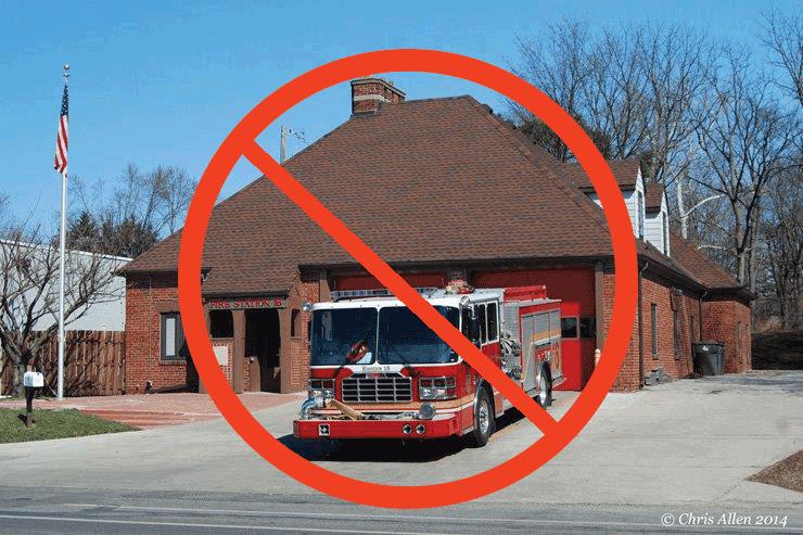 Fire Station Slated to Close