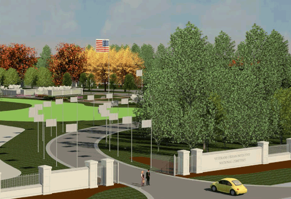 Public Meeting to Discuss VA's Plans at Crown Hill Cemetery