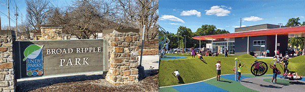 Big Plans Ahead for Two Midtown Parks