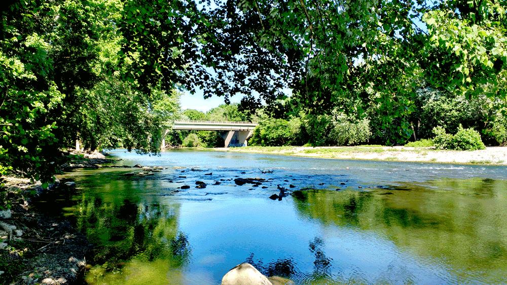 Embracing a Treasure: White River