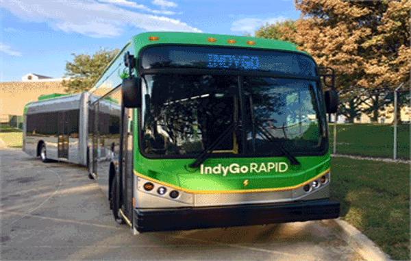 IndyGo Making Progress on Transit Upgrades