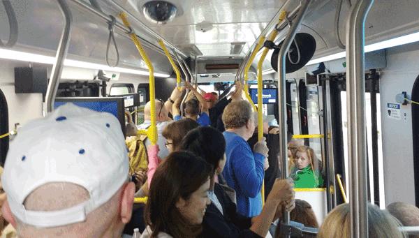 Launching a New Era in Public Transportation