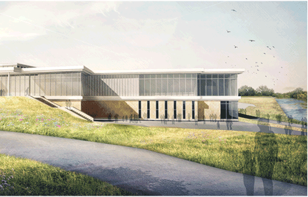 New Broad Ripple Park Community Center Proposed