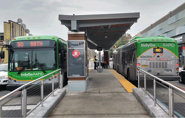 2019: An Electric Year for IndyGo