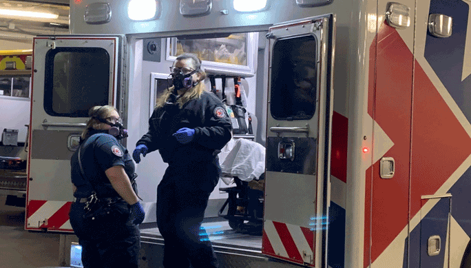 Support Your Local First Responder: Mask Up!
