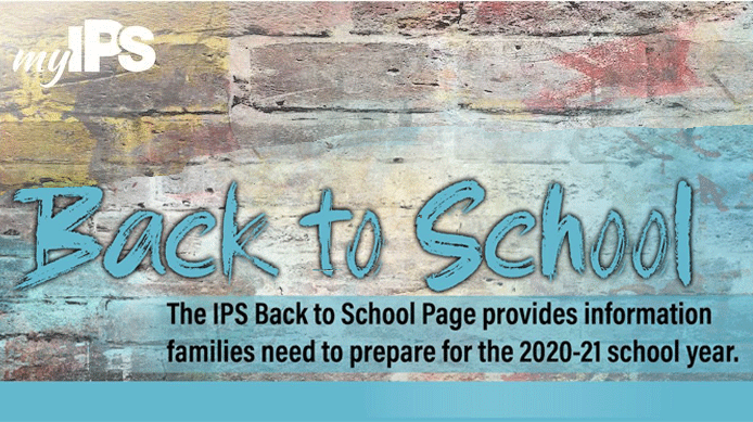 IPS Classes Begin Aug. 3