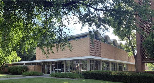 Basile Opera building exterior