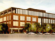 Artist rendering of the proposed building