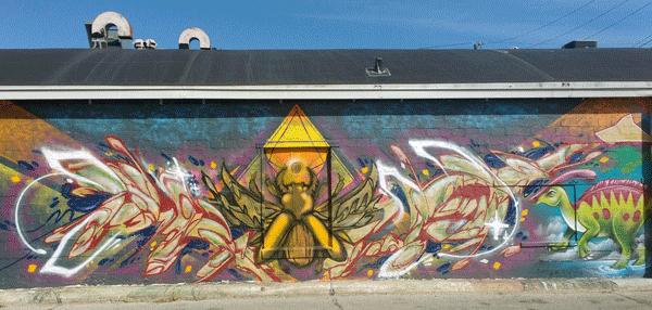 Broad Ripple mural