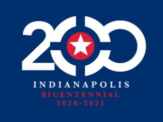 Indianapolis bicentennial logo