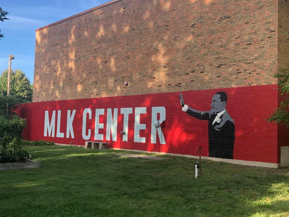 Celebrating 50 Years, Martin Luther King Jr. Center in Transformation