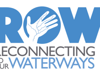 Reconnecting to Our Waterways logo