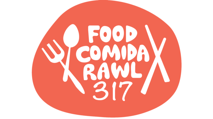 Food Comida Rawl 317 logo