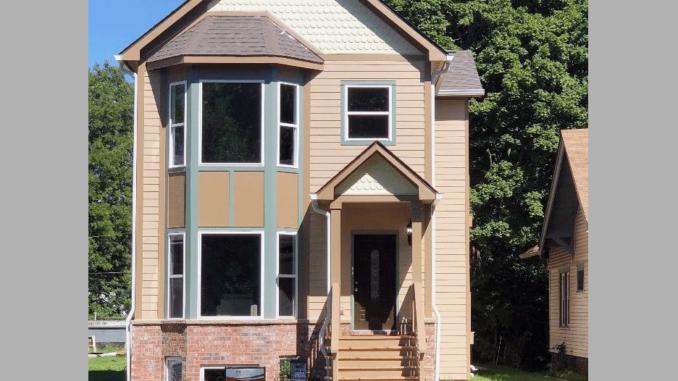 multi-generation house