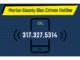 Marion County Bias Crimes Hotline