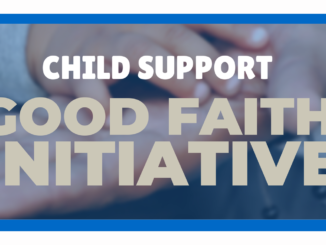 child support good faith initiative