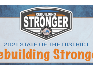 Rebuilding Stronger logo