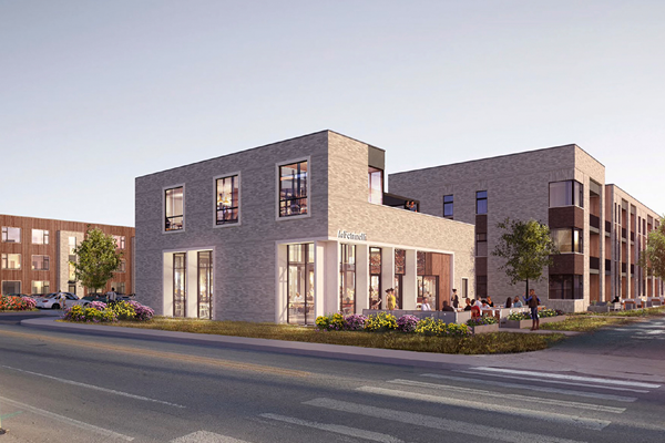 Monon 46 Project Receives Approvals
